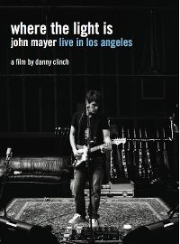 Cover John Mayer - Where The Light Is: John Mayer Live In Los Angeles [DVD]